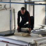 Installazione pannello solare